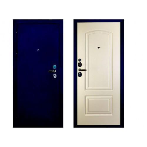 Входная дверь - Сударь-3 CISA синий (под заказ)