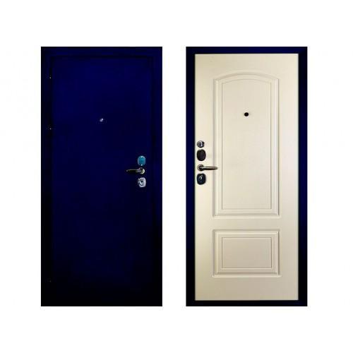 Входная дверь - Сударь-4 CISA синий (под заказ)