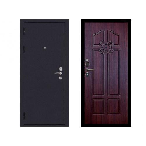 Входная дверь - Сударь-4 CISA черный (Заказная)