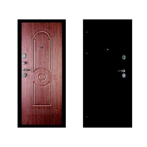 Входная дверь - Сударь-3 CISA черный (под заказ)