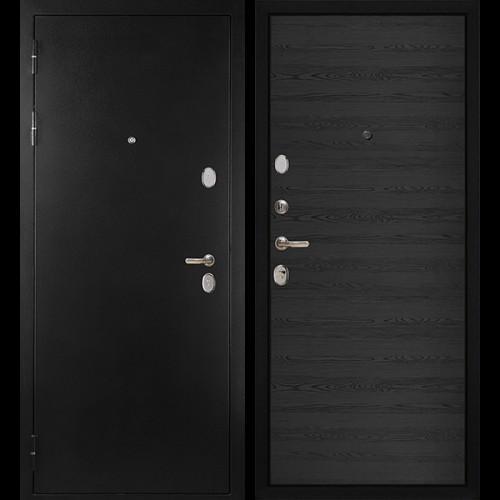 Входная дверь - Сударь С-505 черное дерево