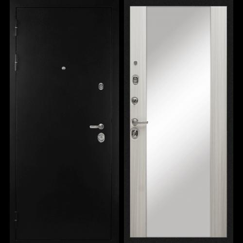 Входная дверь - С-506 с Зеркалом Дуб филадельфия крем