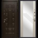 Входная дверь - Сударь МД-38 с зеркалом сандал