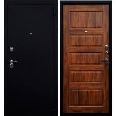 Входная дверь - ЮГАНСК Viva Porte Шелк/Орех
