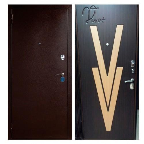 Входная дверь - ЮГАНСК Виват В 01