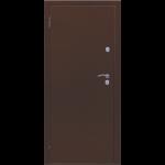 Входная дверь - ЮГАНСК Юг МеДВЕРЬ (терморазрыв)