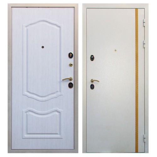 Входная дверь - ЮГАНСК Юг Белая Кассандра