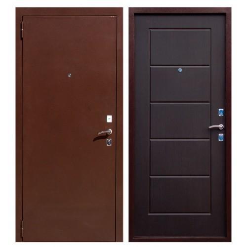 Входная дверь - ЮГАНСК Юг БМД 03 mini Венге