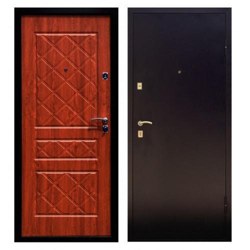 Входная дверь - ЮГАНСК ЭКО Русс Золотой Дуб