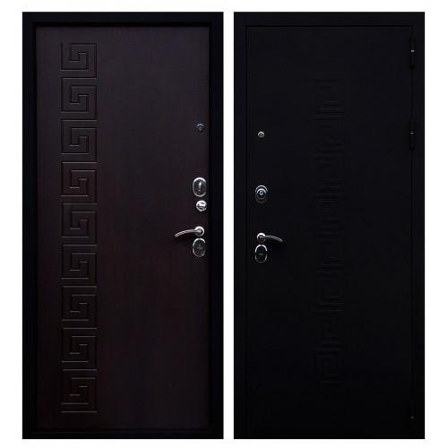 Входная дверь - ЮГАНСК Юг Крит 1 Венге