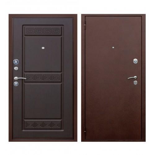 Входная дверь - ЮГАНСК Юг Троя Медь