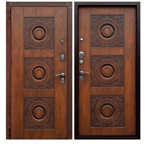 Входная дверь - ЮГАНСК Юг Милано Vinorit