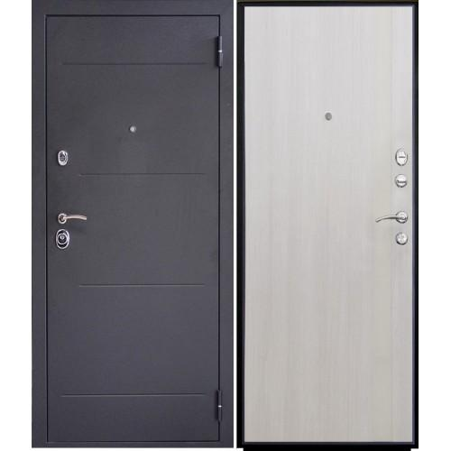 Входная дверь - VERDA мет. SD Prof-5 New Line светлый дуб