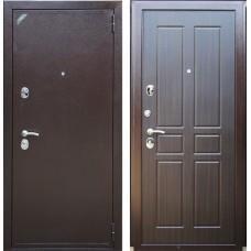 Входная дверь - Зетта Е2 Б2 Паралелль Венге