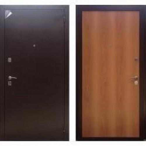 Входная дверь - Зетта С1 А2 орех