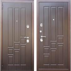 Входная дверь - Зетта Комфорт 3 Б1 Тритон Венге