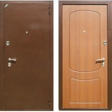 Входная дверь - Зетта Стандарт 2 БП1 лесной орех
