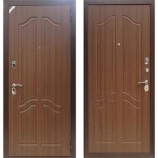 Входная дверь - Зетта Комфорт 3 Д1 тисненый орех