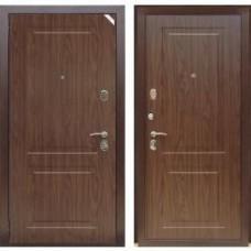 Входная дверь - Зетта Евро 3 Б2 Система полисандр Серия: Eвро 3