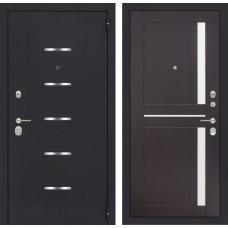 Входная дверь - ALFA 02 - Венге