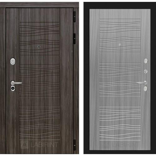 Входная дверь - SCANDI Дарк грей 06 - Сандал серый