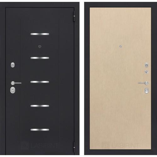 Входная дверь - ALFA 05 - Венге светлый
