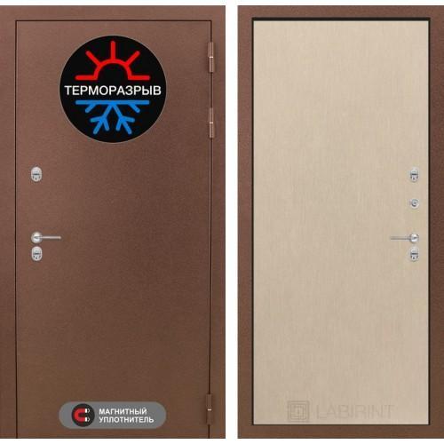 Входная дверь - Термо Магнит 05 - Венге светлый