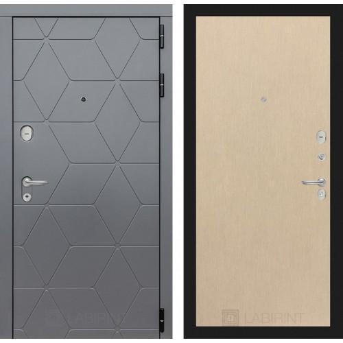Входная дверь COSMO 05 - Венге светлый