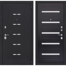 Входная дверь - ALFA 01 - Венге