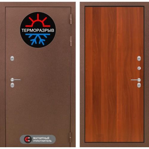 Входная дверь Термо Магнит 05 - Итальянский орех
