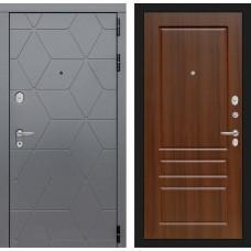 Входная дверь COSMO 03 - Орех бренди
