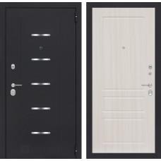 Входная дверь - ALFA 03 - Сандал белый
