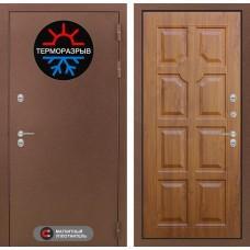 Входная дверь -  Термо Магнит 17 - Золотой дуб Vinorit