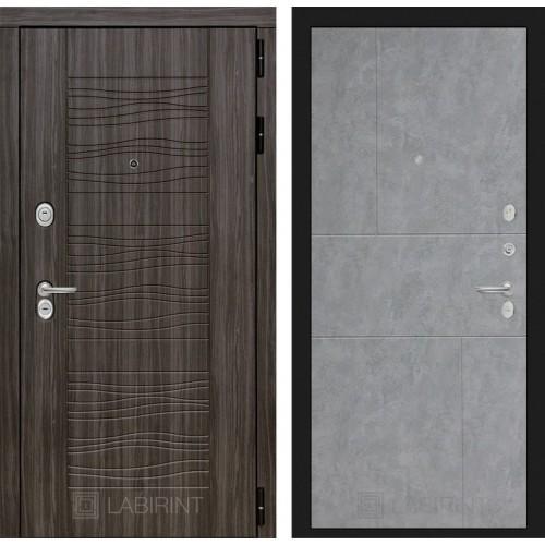 Входная дверь Сканди 21 - Бетон светлый