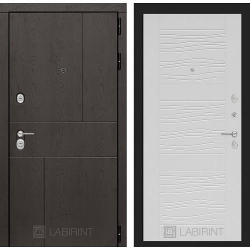 Входная дверь URBAN 06 - Белое дерево
