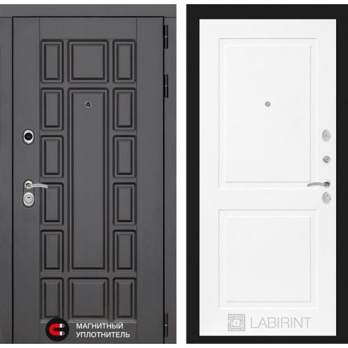 Входная дверь Нью-Йорк 11 - Белый софт