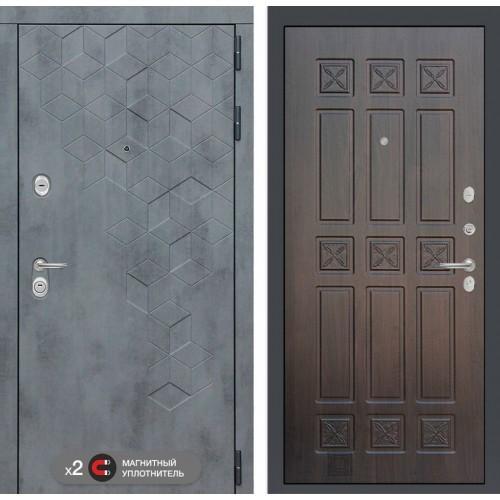 Входная дверь Бетон 16 - Алмон 28