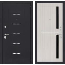 Входная дверь - ALFA 02 - Сандал белый