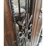 Входная дверь - Лацио 2 ВИНОРИТ грецкий орех