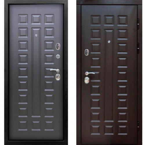Входная дверь - Снедо S01 2К винорит венге / венге