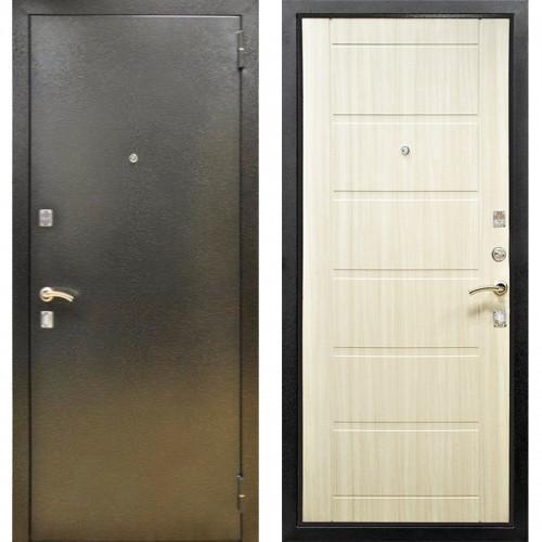 Входная дверь - Сити Сандал Белый 96L