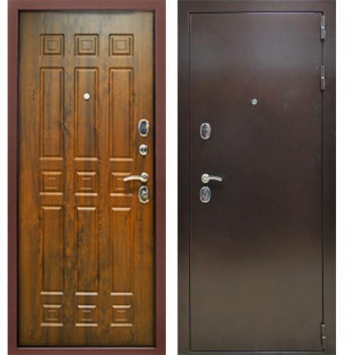 Входная дверь - Tроя РФ 3К ВИНОРИТ ГРЕЦКИЙ ОРЕХ