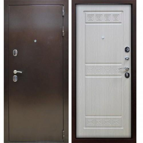 Входная дверь - Троя РФ 3К Белёный дуб