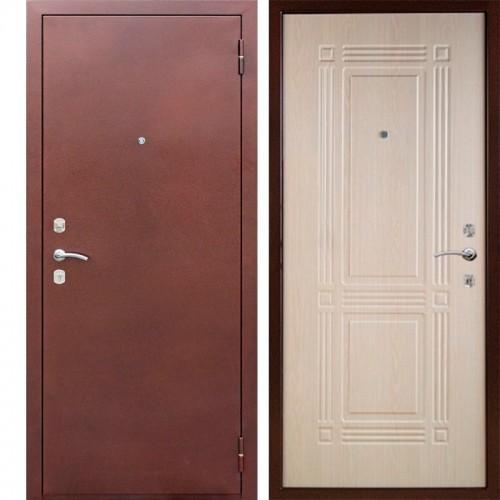 Входная дверь - Триумф РФ белёный дуб