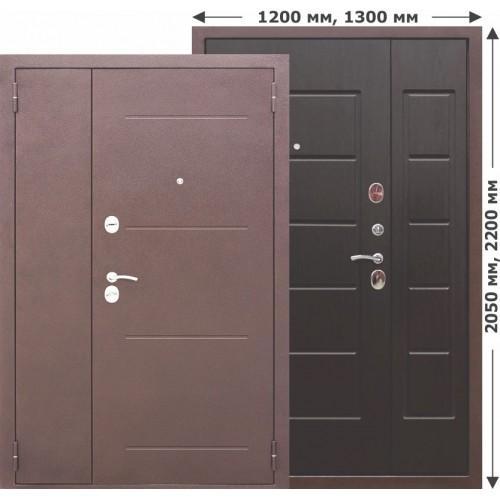 Входная дверь - 7,5 Гарда венге 1200