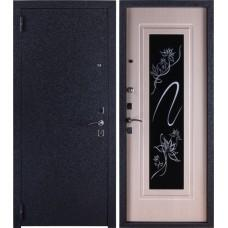 Входная дверь - Триумф Крокодил Черный триплекс