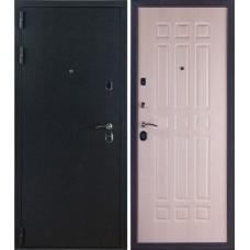 Входная дверь - Лайт Черный Бархат