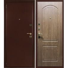 Входная дверь - Оптим Дуб Светлый